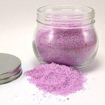 kolorowa sól do kąpieli