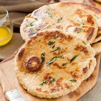 Kuchnia Indyjska Chlebek Naan Porady Na Tipypl