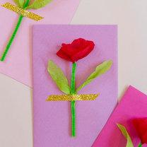 laurka z kwiatkiem