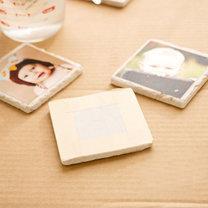 podkładki kafelki ze zdjęciami - krok 2