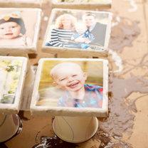podkładki kafelki ze zdjęciami - krok 4