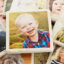 podkładki kafelki ze zdjęciami - krok 6