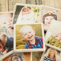 podkładki pod kubek ze zdjęciami