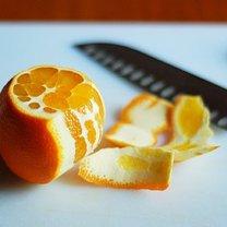 krojenie pomarańczy na cząstki - krok 3