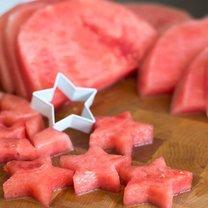 gwiazdki z arbuza