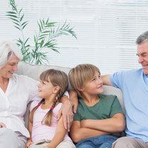 dziadkowie i wnuczęta