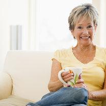 kobieta na emeryturze