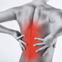 ból w odcinku piersiowym
