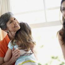 babcia i wnuczka