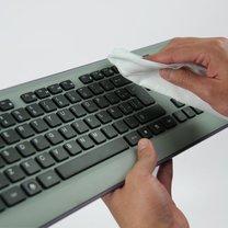 czyszczenie klawiatury komputera