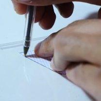 hologram za pomocą smartfona - krok 3