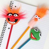 ołówki z Muppetami