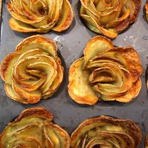 róże z ziemniaków - krok 5