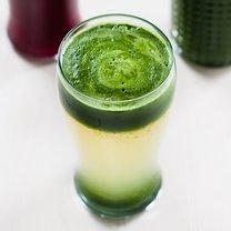 zielony sok warzywno-owocowy