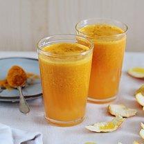 sok z kabaczka i cytryny na przeziębienie