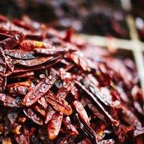 olej z chili - krok 2
