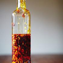 olej z chili - krok 3