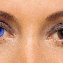 Jak zmienić kolor oczu?