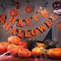 5 porad jak zorganizować przyjęcie Halloweenowe