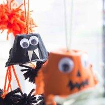 Jak zrobić pająka na Halloween?