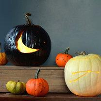 Jak wyciąć dynie na halloween?