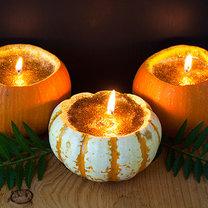 Jak zrobić świeczkę z dyni?