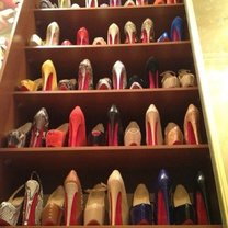 sposoby przechowywania butów - krok 3