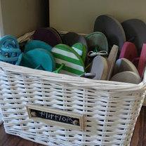 sposoby przechowywania butów - krok 6
