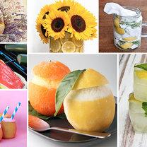 przydatne zastosowania cytryny