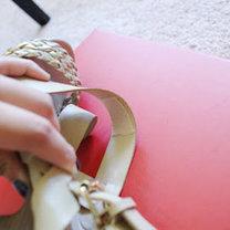 sposoby na niewygodne buty - krok 2