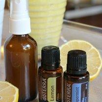 domowy spray na ból gardła