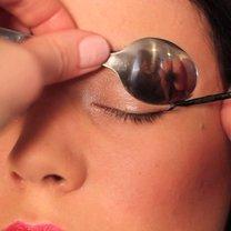 triki kosmetyczne z łyżką