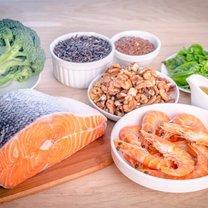 Produkty bogate w tłuszcze omega 3
