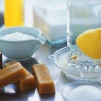 Cytryna w praniu