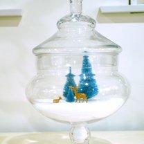 Jak zrobić świąteczne terrarium?