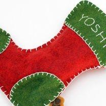 Jak zrobić świąteczną zabawkę dla twojego pupila?