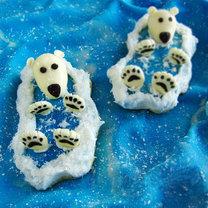 Jak zrobić ciasteczka w kształcie niedźwiedzi?
