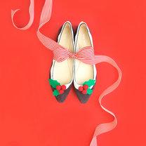 Jak zrobić świąteczne buty?