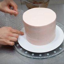 tort plaster miodu - krok 4