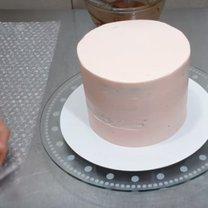 tort plaster miodu - krok 6