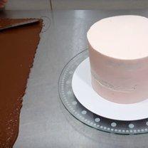 tort plaster miodu - krok 9