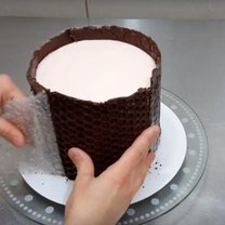 tort plaster miodu - krok 13