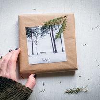 3 proste sposoby pakowania prezentów krok 3