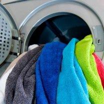 miękkie ręczniki po praniu