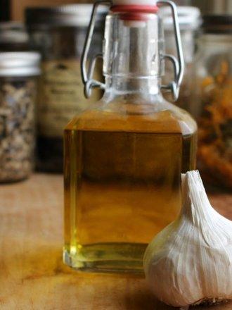 olejek czosnkowy