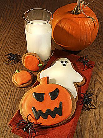 Przekąski na imprezę halloweenową