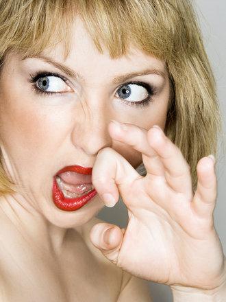 Suchość nosa