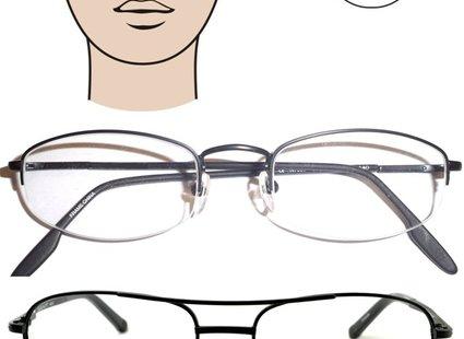 okulary dla twarzy owalnej