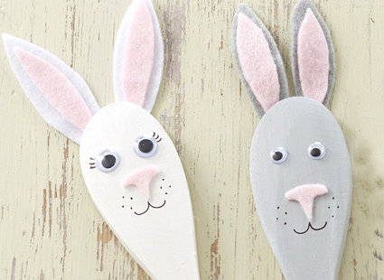 króliki z łyżek
