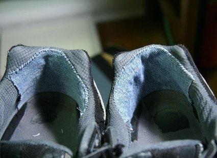 sposoby na niewygodne buty - krok 5